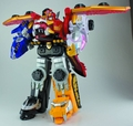 Power Rangers Legendary Nippon Edition Megazord pre-order