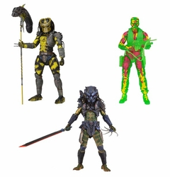 Predators Series 11 action figure Set of 3