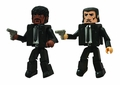 Pulp Fiction Minimates Jules & Vincent 2-Pack pre-order