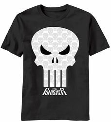 Punisher Crystalized t-shirt men Black