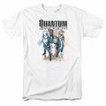 Quantum And Woody t-shirt Quantum And Woody mens white