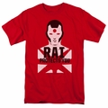 Rai t-shirt Protector mens red