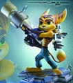 Ratchet & Clank Statue pre-order