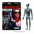 Reaction Terminator Chrome T-800 Figure pre-order