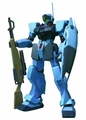 Robot Spirits Msg0080 Side Ms Gm Sniper Ii Action Figure pre-order