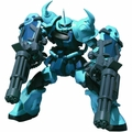 Robot Spirits Msg08 Side Ms Gouf Custom Action Figure pre-order