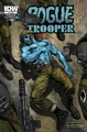 Rogue Trooper #4 comic book pre-order