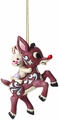 Rudolph Traditions Rudolph With Bunny Ornament pre-order