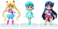 Sailor Moon Crystal Cfg Vol 1 Figure Asst pre-order
