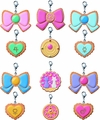 Sailor Moon Ps Patisserie Cookie Charm 6-Piece Display pre-order
