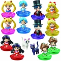 Sailor Moon Ps Pcl Glitter Version 02 6-Piece Blind Box Display pre-order