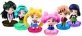 Sailor Moon Ps Petit Chara Land More School Life 6-Piece Display pre-order