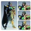 Saint Seiya Scale Gemini Saga Action Figure Cg Movie Version pre-order