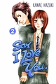 Say I Love You Graphic Novel Vol 02 pre-order