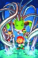 Scribblenauts Unmasked Crisis Of Imagination #5 comic book pre-order