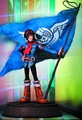 Sega All Stars Skies Of Arcadia Vyse Statue