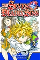 Seven Deadly Sins Graphic Novel Vol 02 pre-order
