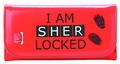 Sherlock I Am Sher Locked Red Purse pre-order