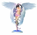 Shining Ark Light Bringing Goddess Seraphim Ani-Statue pre-order