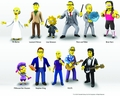 Simpsons 25Th Ann Guest Star 5-Inch Action Figure Series 3 Asst pre-order