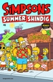 Simpsons Summer Shindig #8 comic book pre-order