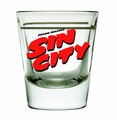 Sin City Shot Glass pre-order