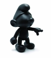 Smurfs Monochrome 8-Inch Black Vinyl Figure pre-order