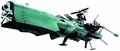 Soc Gx-67 Space Pirate Battleship Arcadia pre-order