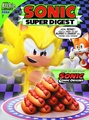 Sonic Super Sized Digest #7 comic book pre-order