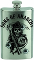 Sons Of Anarchy Logo Flask pre-order