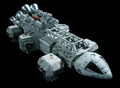 Space 1999 Eagle-1 Dlx Edition 1/72 Scale Model Kit pre-order