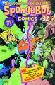 Spongebob Comics #32 comic book pre-order