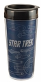 Star Trek 16 oz. Plastic Travel Mug pre-order