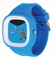 Star Trek Retro Blue Science adult analog watch