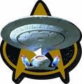 Star Trek Tng Enterprise D Magnet pre-order