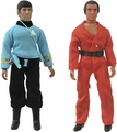 Star Trek Tos Spock & Khan Retro Action Figure pre-order