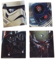 Star Wars  4 pc. Glass Coaster Set pre-order