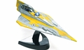 Star Wars Anakin Jedi Starfighter Snap-Tite Model Kit pre-order