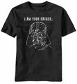 Star Wars Big Reveal t-shirt men black pre-order