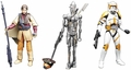 Star Wars Black 6-Inch Action Figure Asst 201503 pre-order