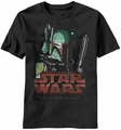 Star Wars Boba Fett Bountiful t-shirt men black