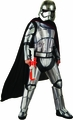 Star Wars Episode VII The Force Awakens Captain Phasma Deluxe adult costume