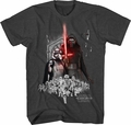 Star Wars Episode VII The Force Awakens First Order Army mens t-shirt