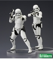 Star Wars First Order ArtFX+ two pack The Force Awakens