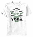 Star Wars Getting Serious Yoda t-shirt men White pre-order
