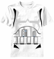 Star Wars I Am Storm Trooper costume t-shirt men White pre-order