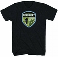 Star Wars Imperial Security Px Black Heather T-Shirt pre-order