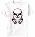 Star Wars Kawaii Trooper Stormtrooper t-shirt men White pre-order