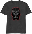 Star Wars Lord Kawaii Darth Vader t-shirt men Charcoal Heather pre-order