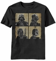 Star Wars Mean Mug Darth Vader t-shirt men Black pre-order